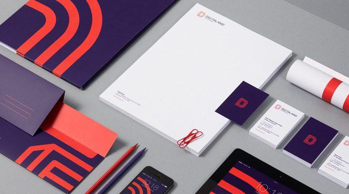 Разработка фирменного стиля рекламного агентства