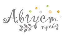 Логотип для сайта Август Трейд