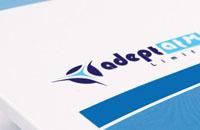 Разработка логотипа консалтинговой компании