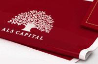 """Разработка логотипа финансовой компании """"Als Capital"""""""