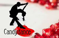 Логотип танцевального клуба