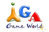 Логотип для игрового сайта IGA