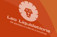 Создание логотипа торговой компании Leo