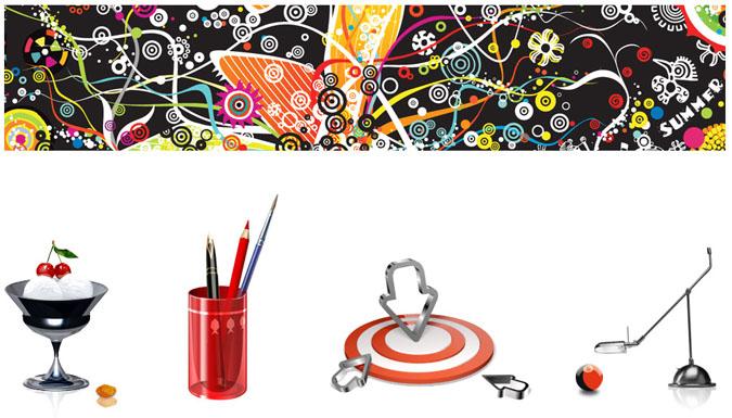 Дизайн иллюстраций для фирменного стиля