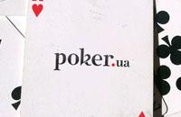 Создание логотипа покерного клуба Poker.ua