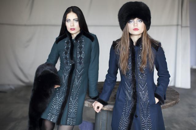 Создание фирменного стиля коллекции одежды, разработка фирменного стиля