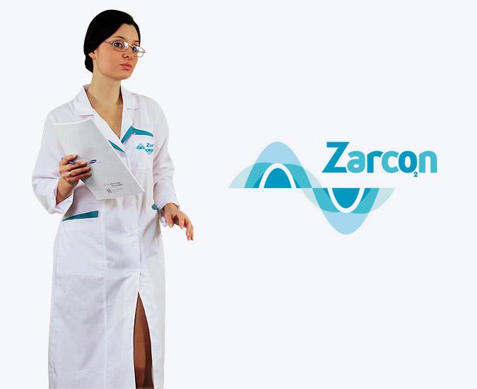 Дизайн фирменного стиля медицинской компании