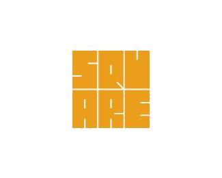 Форма логотипа квадрат