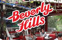 Дизайн логотипа ресторана Beverly Hills
