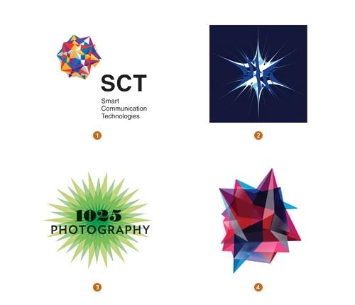 Разработка популярного логотипа