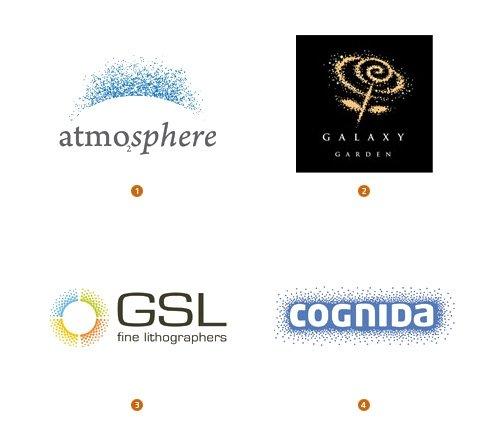 Тенденции логотипов 2012 от студии Да-Винчи