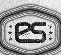 негативное пространство прием дизайна логотипов