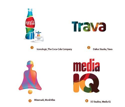 Тенденции дизайна логотипов