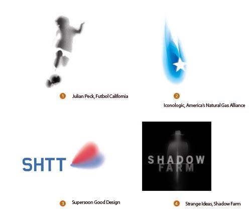 тенденции в создании логотипов 2010 года