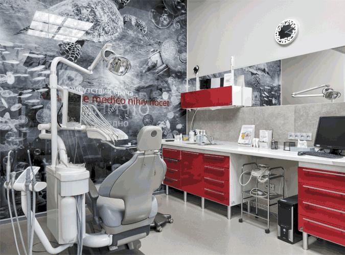 дизайн фирменного стиля для стоматологической клиники