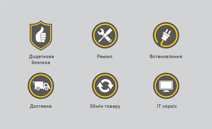 разработка фирменного стиля для сервисного центра