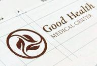 Логотип медицинского центра