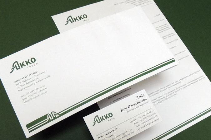Создание логотипа управляющей компании