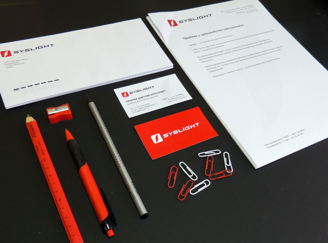 Дизайн фирменного стиля инжиниринговой компании