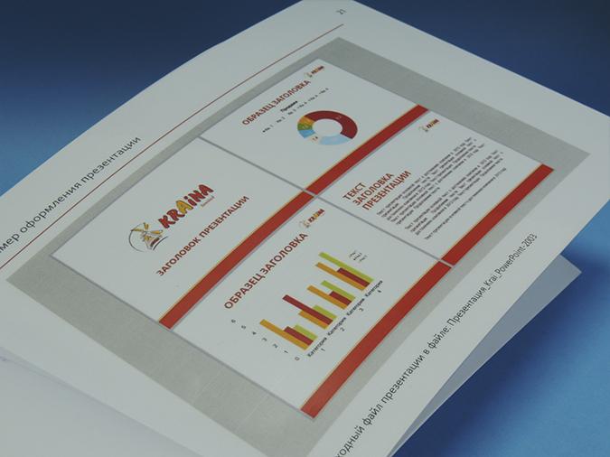 Создание брендбука, изготовление брендбука, дизайн брендбука