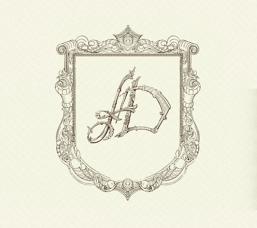 Изготовление логотипов, разработка логотипа студии дизайна
