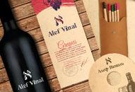 Редизайн торгового знака для производителя спиртных напитков