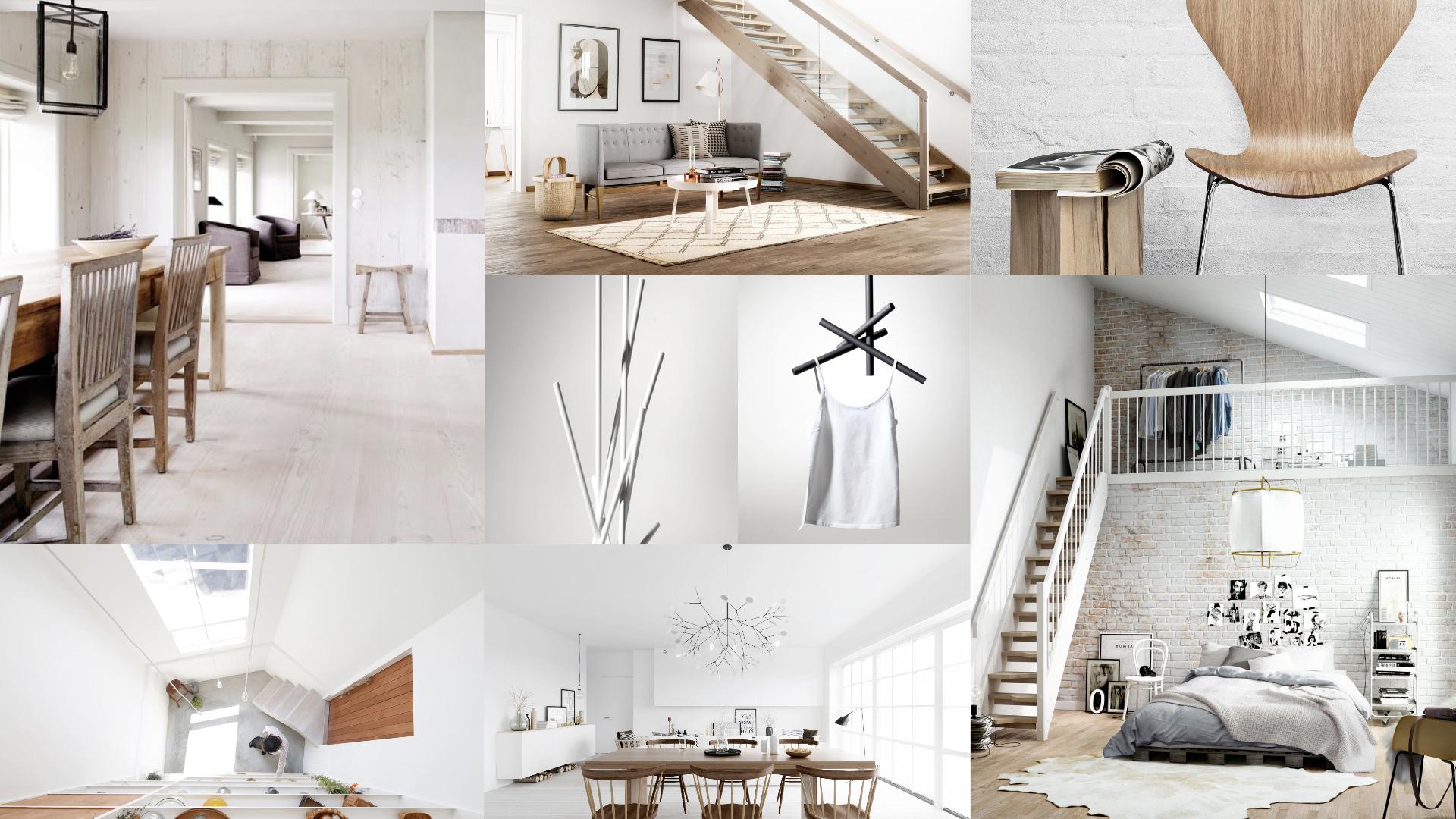 Разработка дизайна в скандинавском стиле