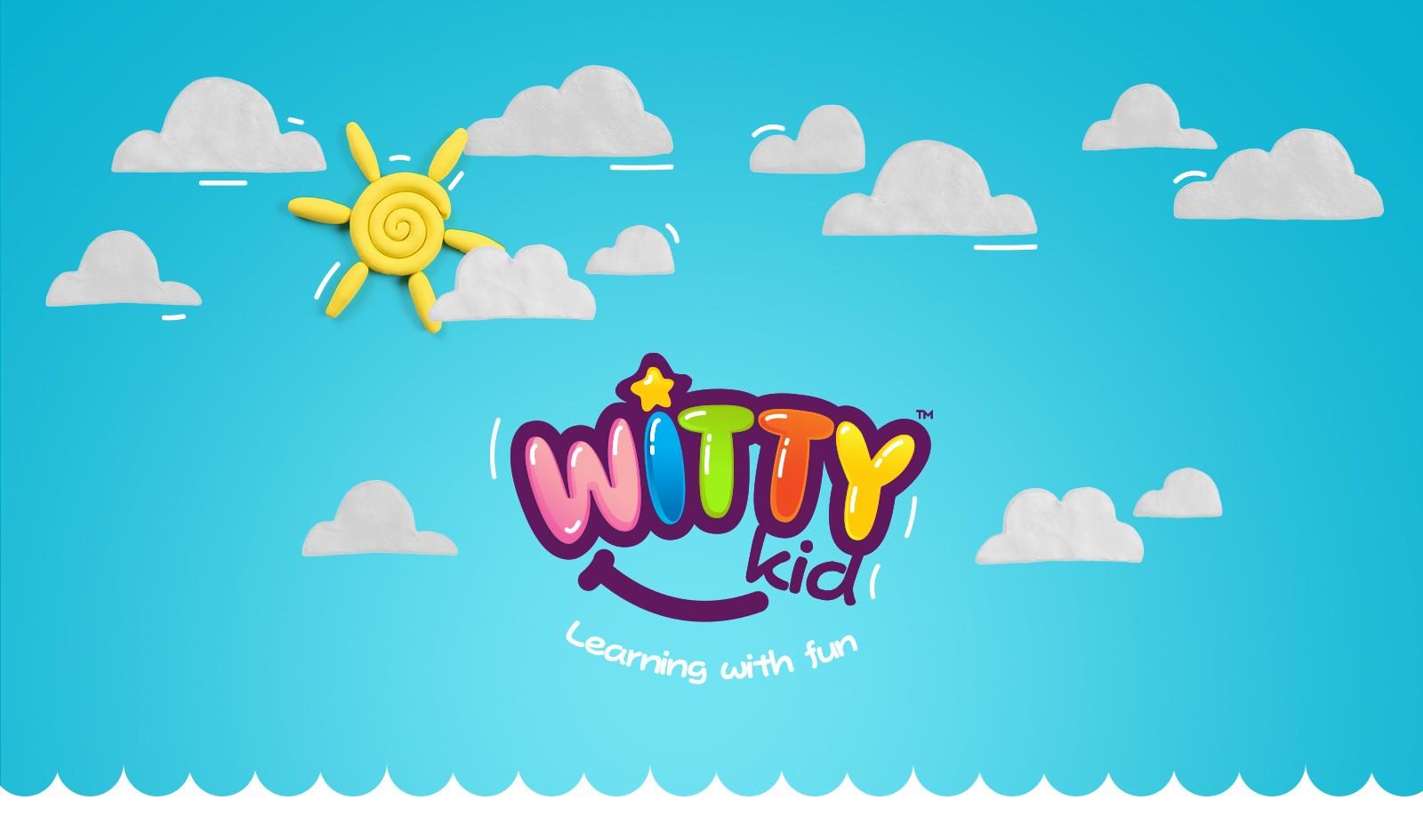 Создание логотипа в детском стиле