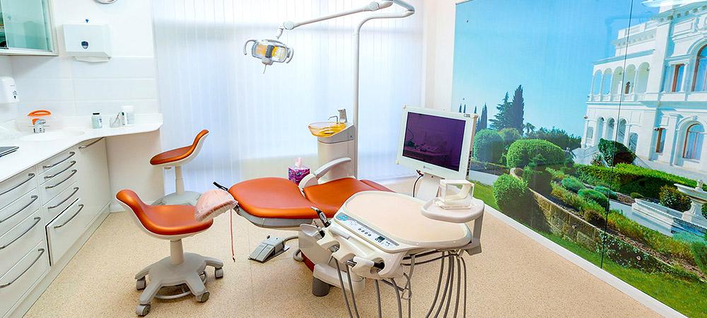 фирменный стиль стоматологии