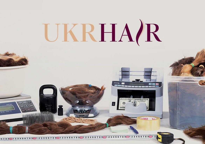 Логотип компании по продаже волос