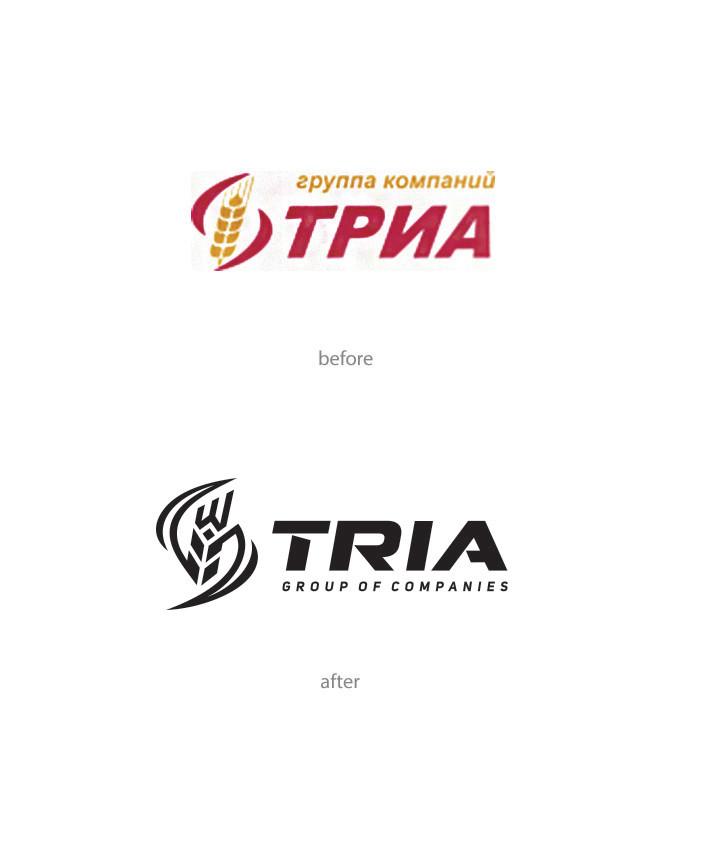 Редизайн логотипа аграрной компании, Agro logo redesign