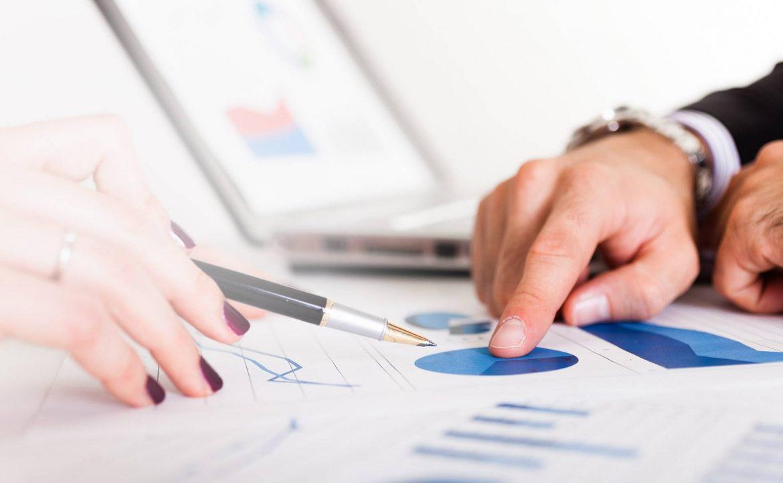finance branding