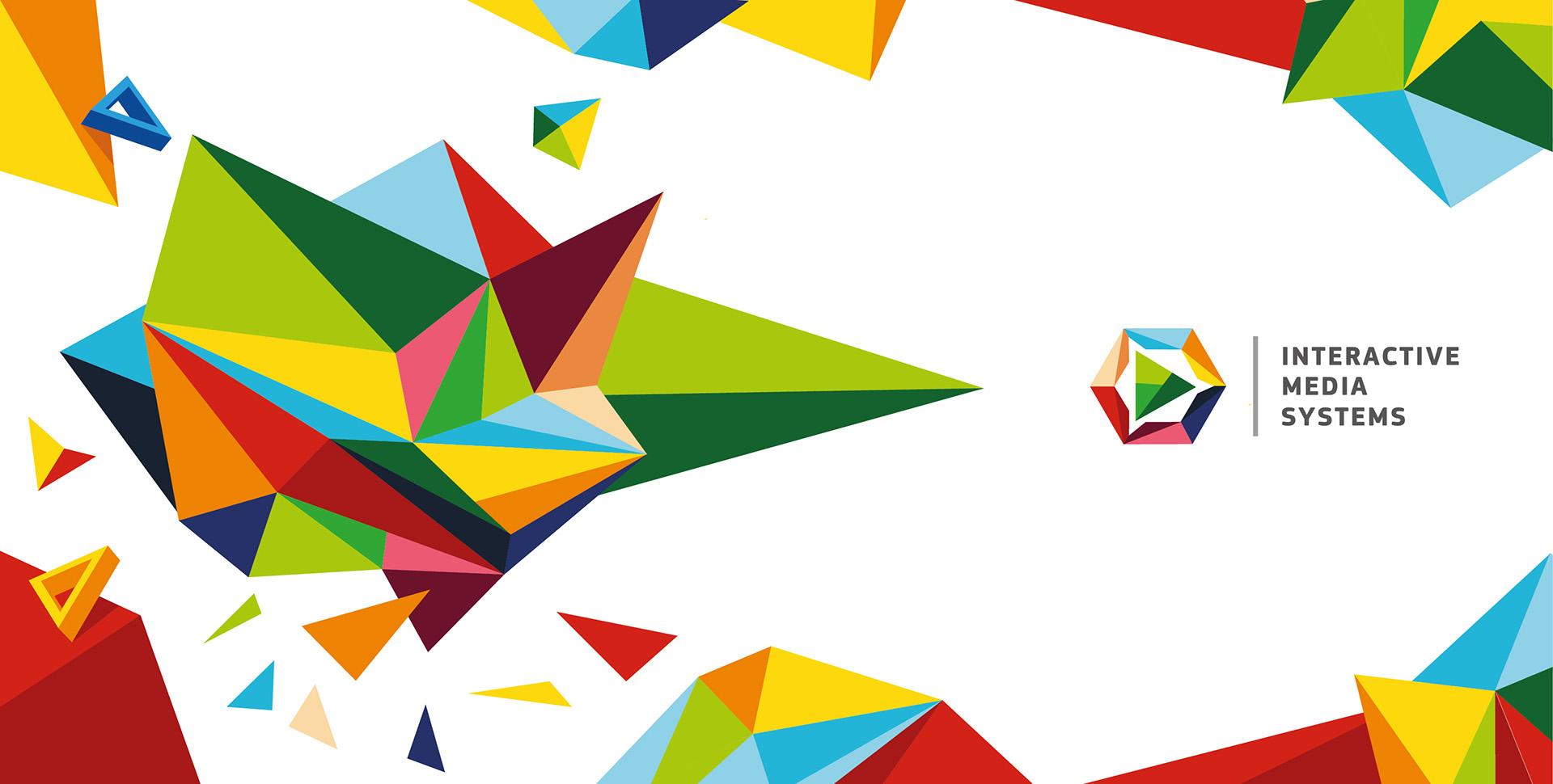 Разработка логотипа в геометрическом стиле