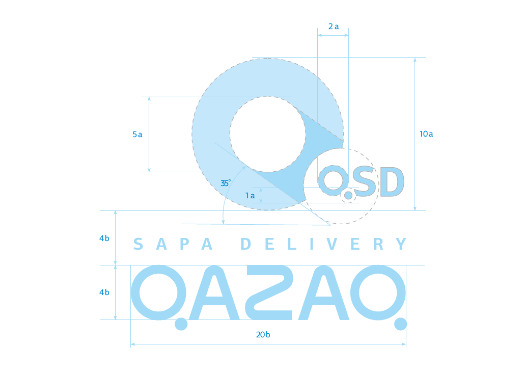 Дизайн логотипа службы доставки, Delivery logo design