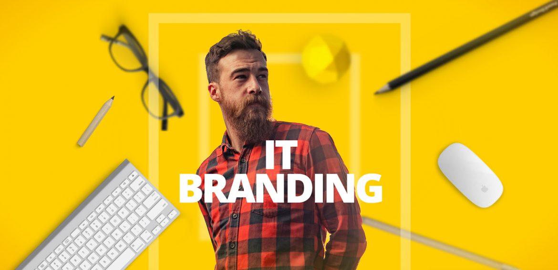 Разработка логотипа и брендбука для iIT компании