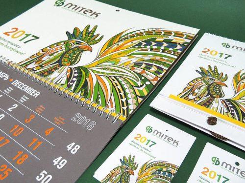 Дизайн фирменных сувениров