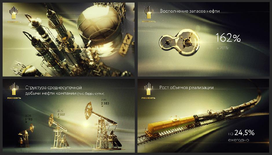 Дизайн презентации продукта компании