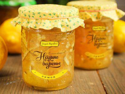 Дизайн логотипов и упаковки для меда и варенья