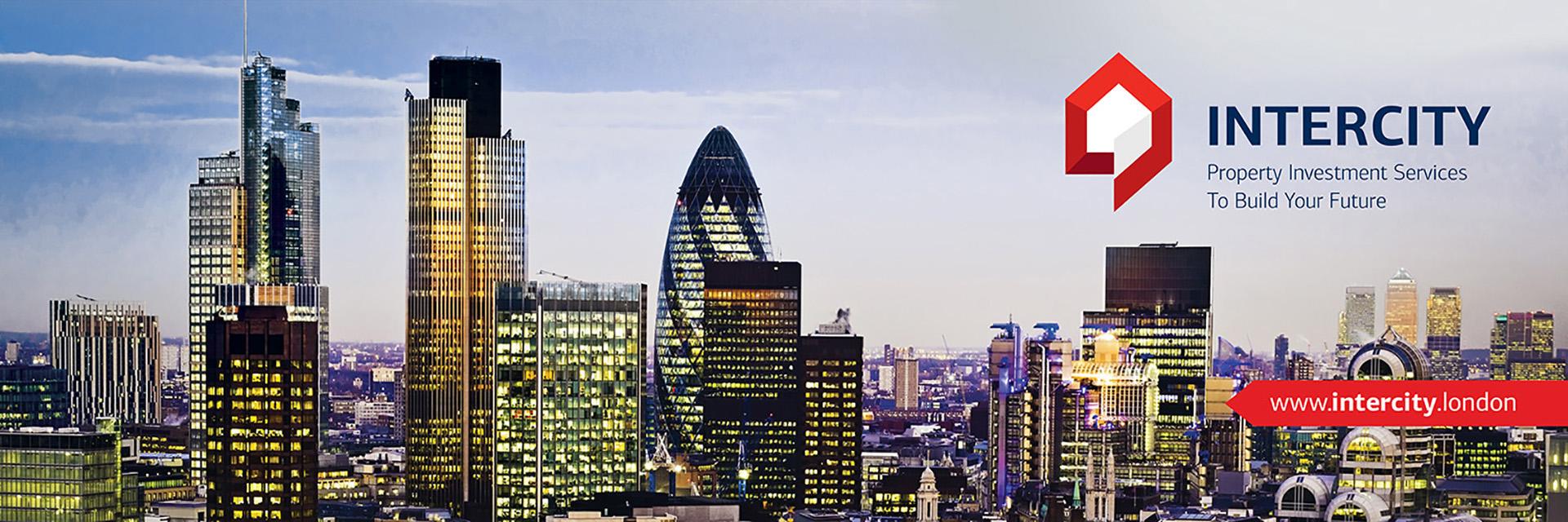 Реклама агентства недвижимости Лондон