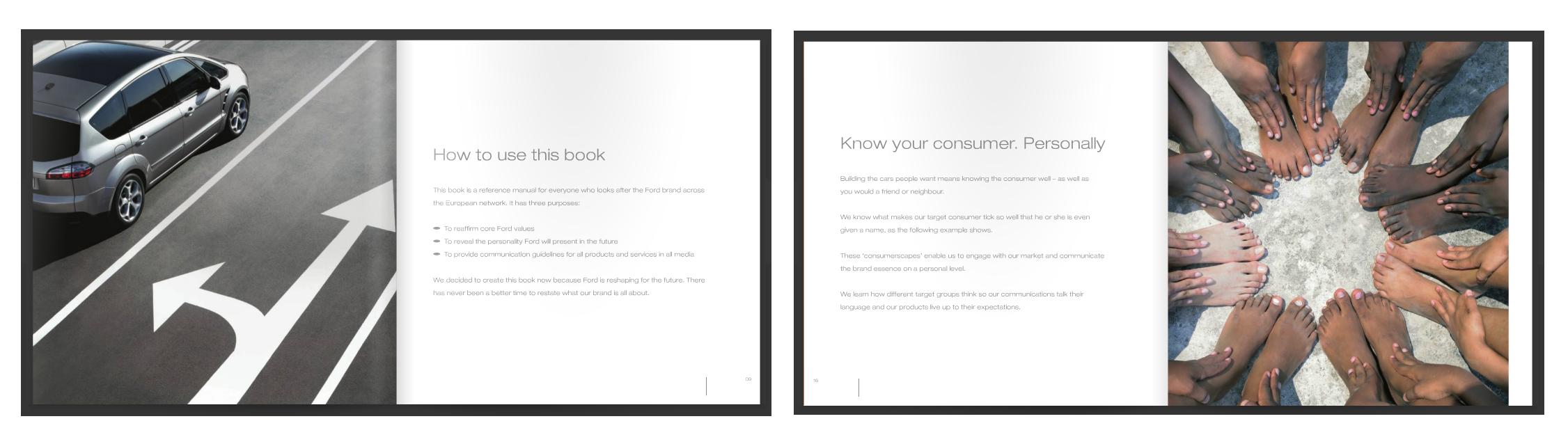 Разработка брендбука компании