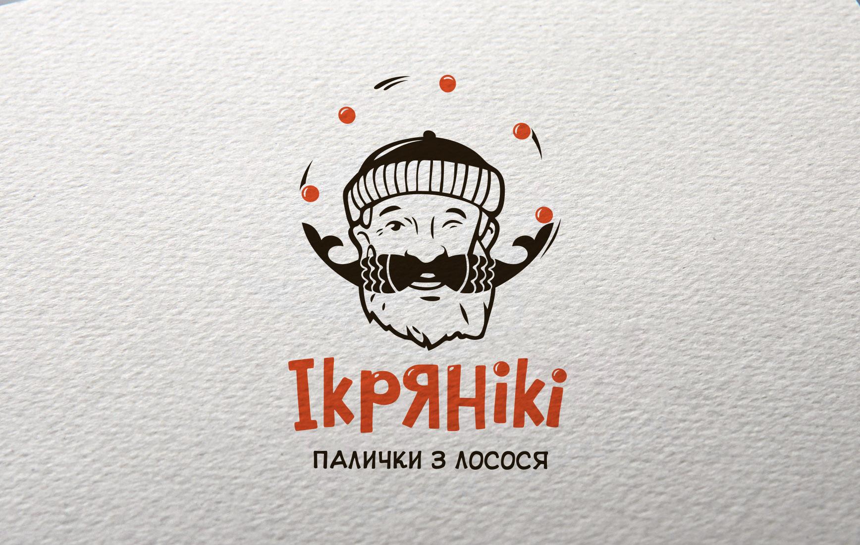 разработка логотипа для снека к пиву