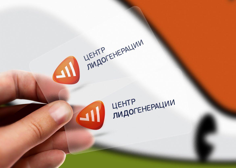Создание логотипа IT компании лидогенерации