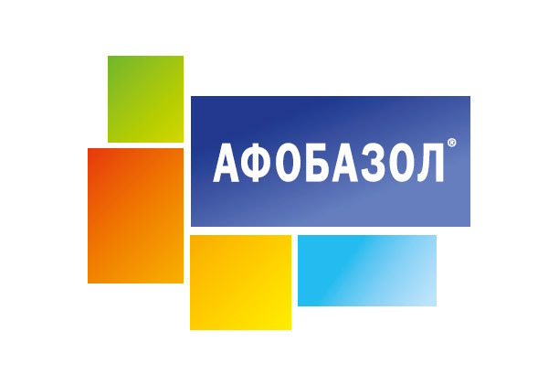 Афобазол логотип. Медицинское средство против стресса
