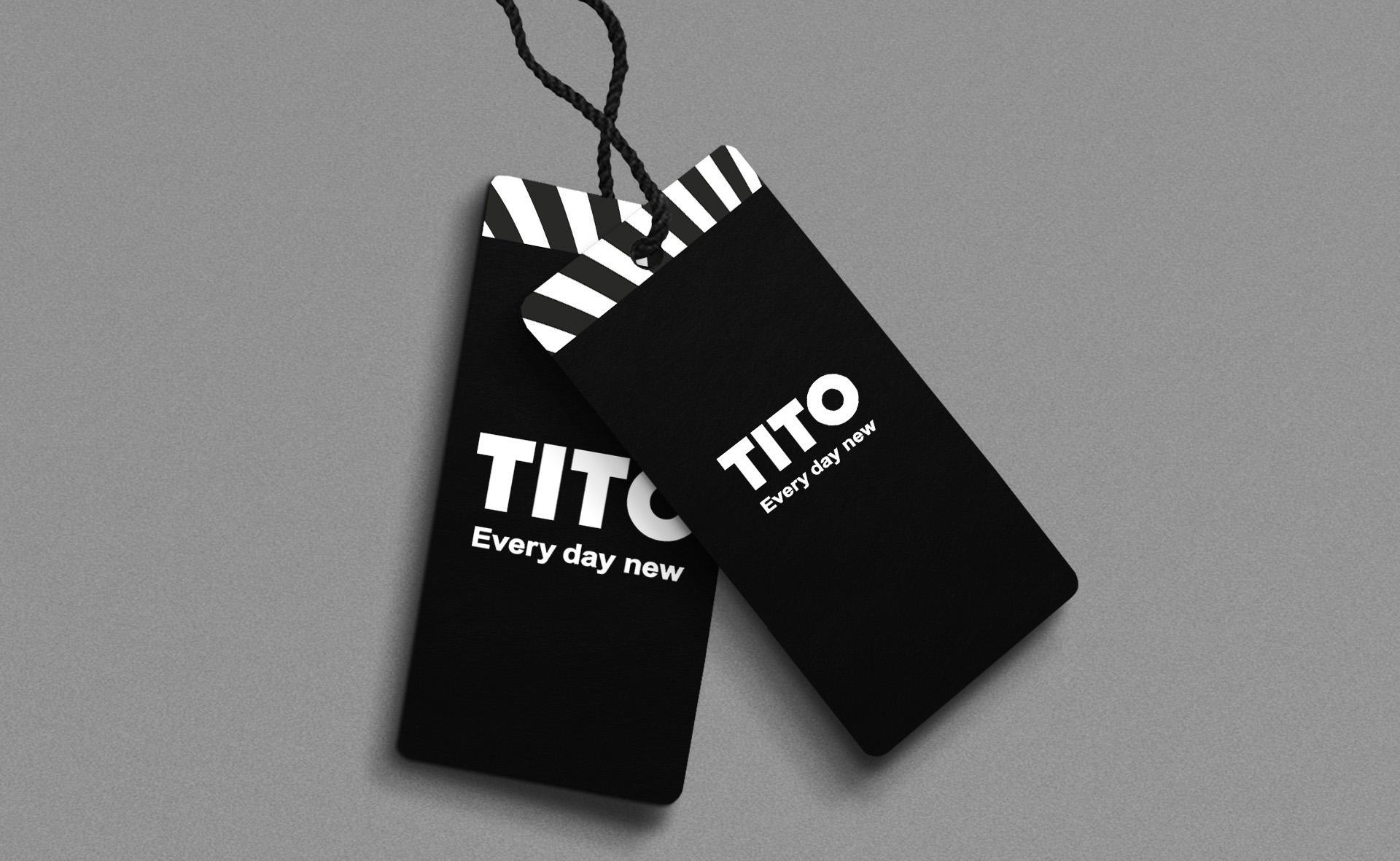 Дизайн этикетки для одежды, Clothing label design