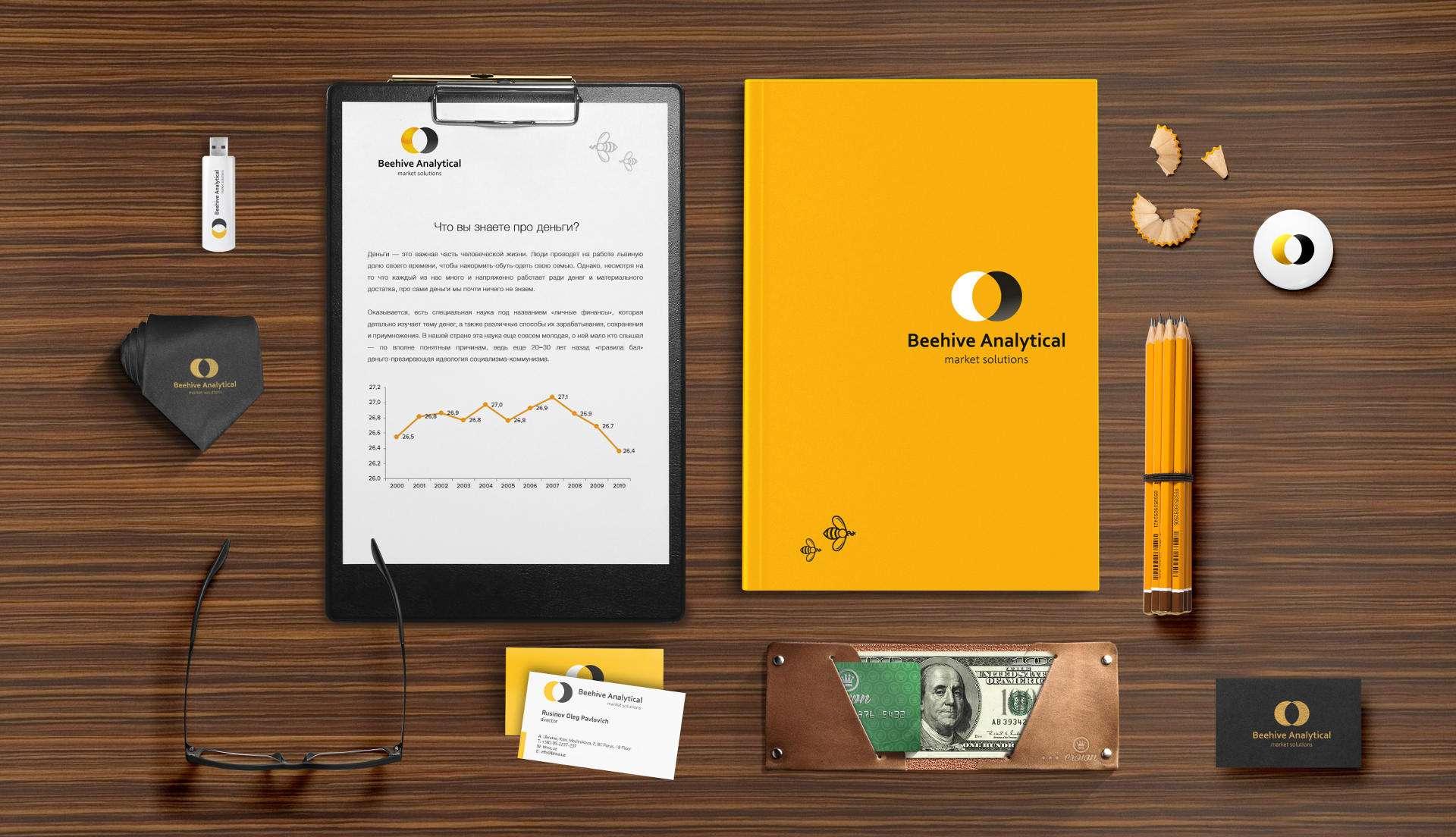 Дизайн фирменного стиля финансовой компании, Finance company corporate identity design