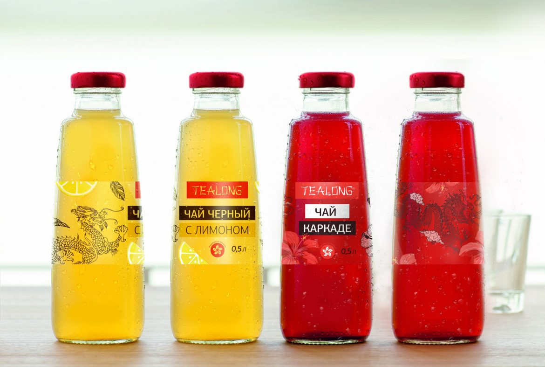 Дизайн бутылки для холодного чая, Ice tea bottle design