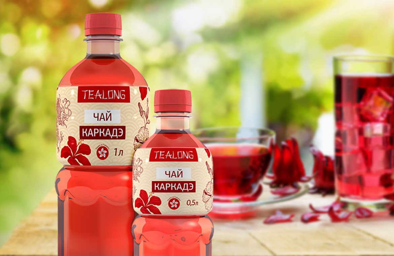 Дизайн упаковки напитка, Drink packaging and label design