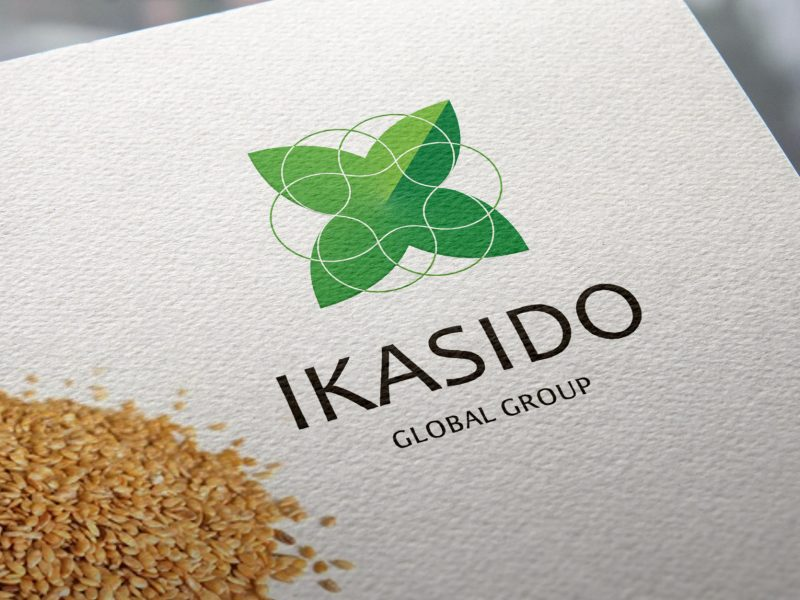 Логотип для агро компании, Agro logo design