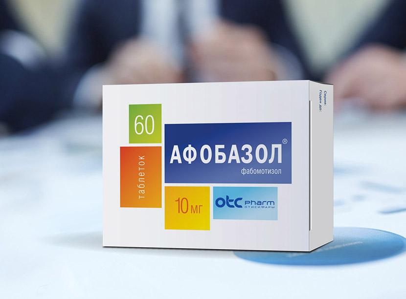 Разработка дизайна упаковки для фармацевтического продукта