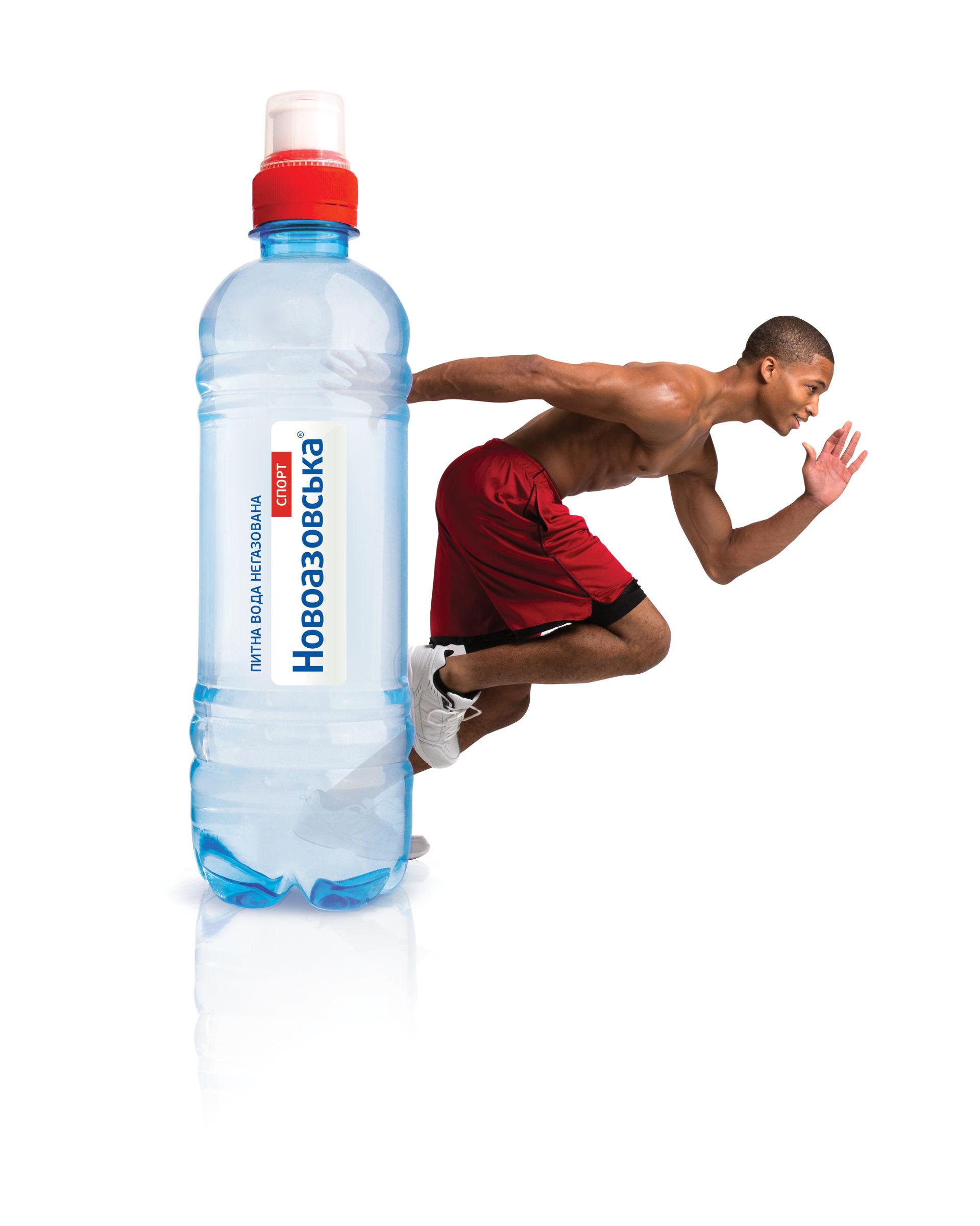 Дизайн упаковки для воды